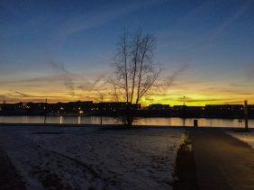 Trekroner lake