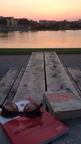 Lake and studies