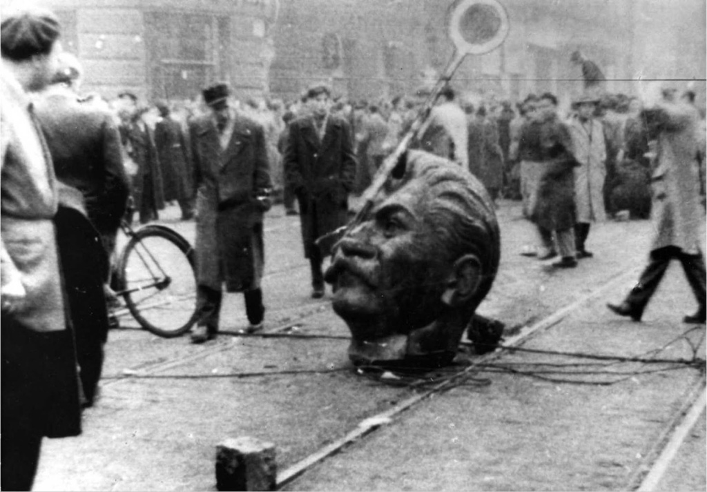 The Revolution in Hungary 1956